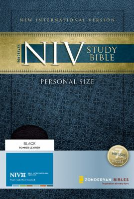 Zondervan NIV Study Bible, Personal Size: Updated Edition