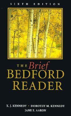 The Brief Bedford Reader Essays