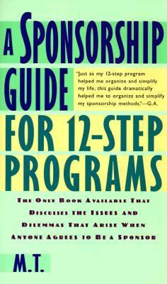 Sponsorship Guide for 12-Step Programs
