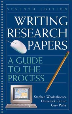 writing research paper handbook 7th edition Mla handbook for writers of research papers (8th edition), english/writing, expository writing, reports / research papers / term papers.