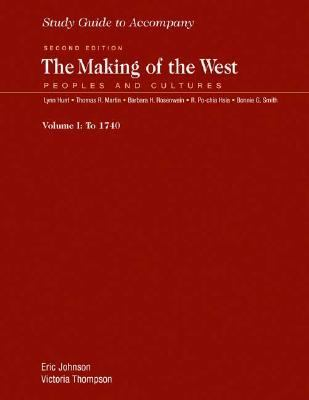 Study Guide to Accompany the Making of the West Volume 1