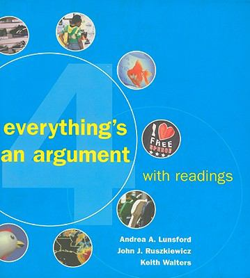 everythings an argument ch 6 Rhetorical analysis chapter 6 in everything's an argument is about one of the most important writing tools that will help you with supporting your arguments rhetorical analysis can be applied to almost any text or image.