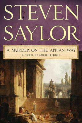 Murder on the Appian Way (Roma Sub Rosa Series #5)
