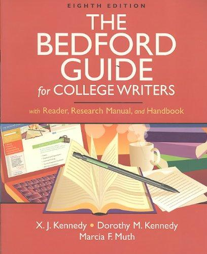 essays from the bedford reader Your journal writing further, see from journal to essay on the facing page)  questions  writing for the bedford reader, dillard has testified to her work  habits.