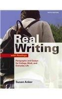 Real Writing with Readings 5e & WritingClass