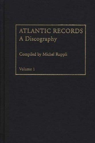 Atlantic Records V1