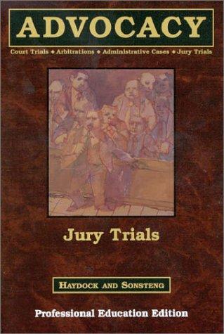 Jury Trials, Bk 5