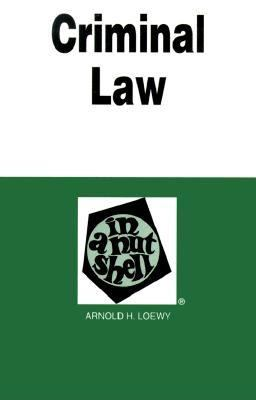 criminal law in a nutshell pdf