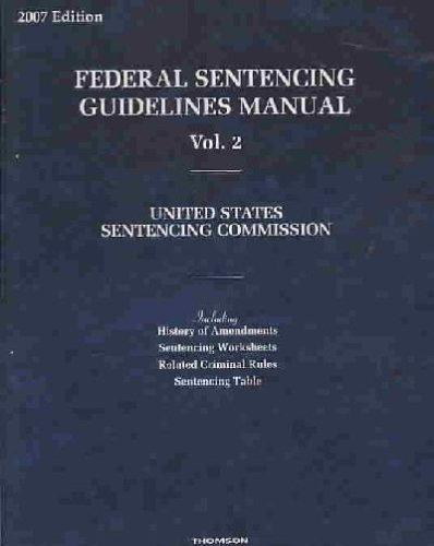 what are federal sentencing guidelines