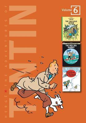 Adventures of Tintin The Calculus Affair