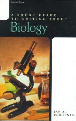 a short guide to writing about biology sgwab