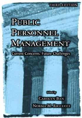challenges of public personnel administration 2009-5-12 best practice indicates that the successful transition from personnel management to strategic hrm is  challenges facing the irish public service in.