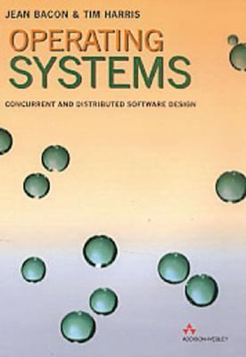 Operating Systems Concurrent and Distributed Software Design