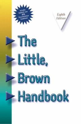 Little Brown Handbook Apa Update