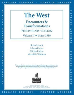 West Encounters & Transformations Chapters 14-29