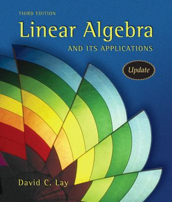 Linear Algebra and Its Applications: With Math Lab Online Student Access Kit