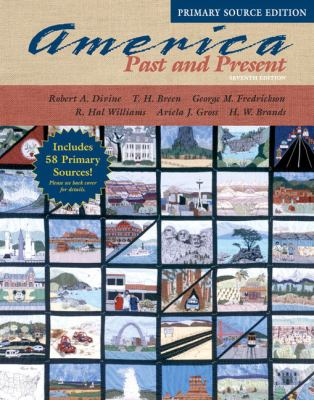 America Past And Present Primary Source Edition