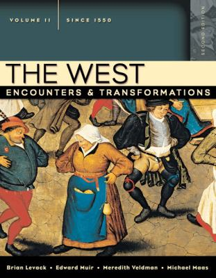 West Encounters & Transformations Since 1550