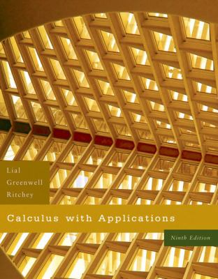 Calculus with Applications (9th Edition)