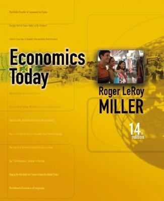 Economics Today Plus Myeconlab Plus Ebook 2-semester Student Access Kit