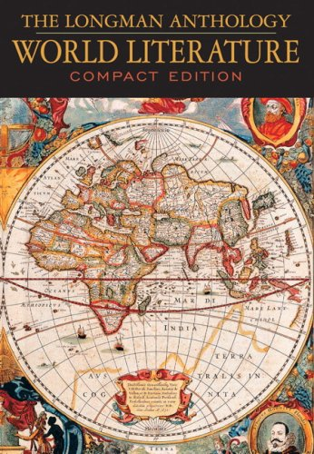 Longman Anthology of World Literature, The, Compact Edition
