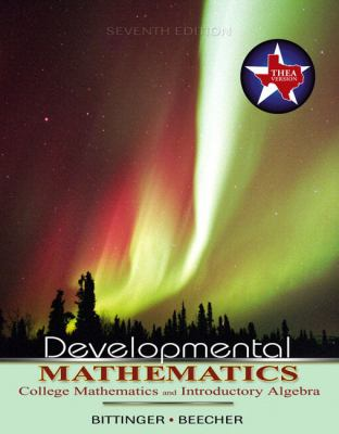 Developmental Mathematics THEA Hardback (7th Edition)
