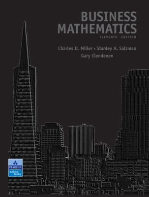 Business Mathematics (11th Edition)