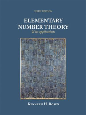 Elementary Number Theory (6th Edition) (Featured Titles for Number Theory)