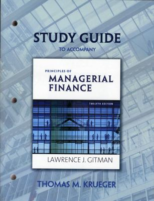 principles of managerial finance 12th edition gitman solution manual Chapter 1 overview of corporate finance  gitman managerial finance solutions manual 12th edition  to download free principles of managerial finance 12e gitman .