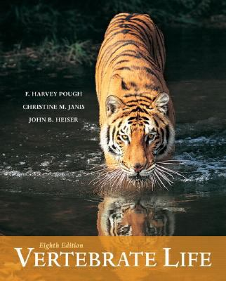 Vertebrate Life (8th Edition)