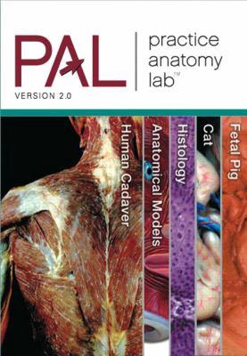 Practice Anatomy Lab 2. 0 CD-ROM