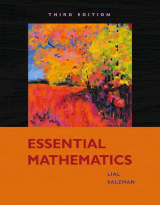 Essential Mathematics (3rd Edition)