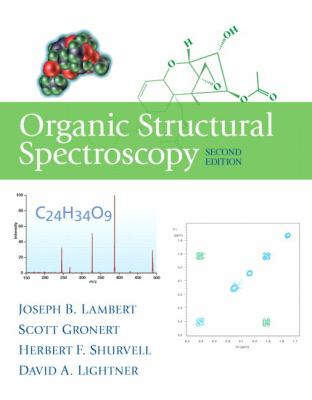 Organic Structural Spectroscopy