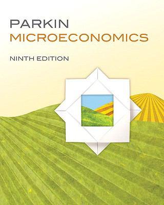 Microeconomics (9th Edition)