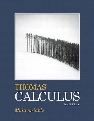 Thomas' Calculus, Multivariable