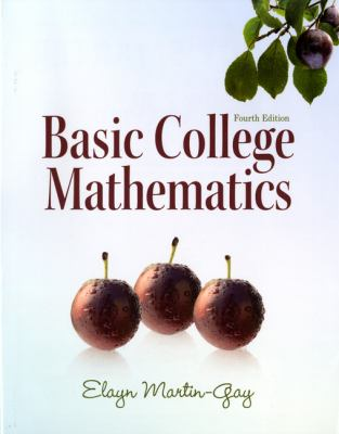 Basic College Mathematics (4th Edition)