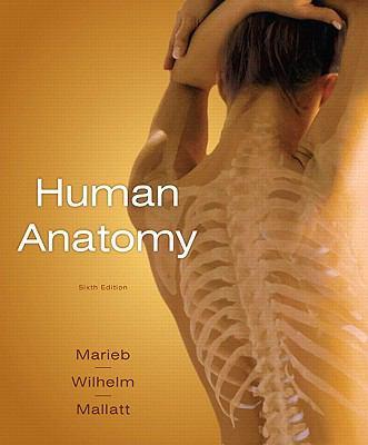 Books a la Carte Plus for Human Anatomy (6th Edition)