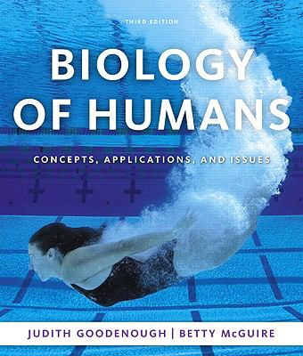 Books a la Carte for Biology of Humans: Concepts, Applications, and Issues (3rd Edition)