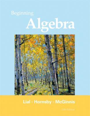 Beginning Algebra (11th Edition)