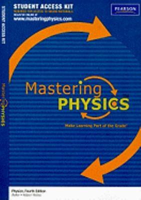 MasteringPhysics Student Access Kit for Physics