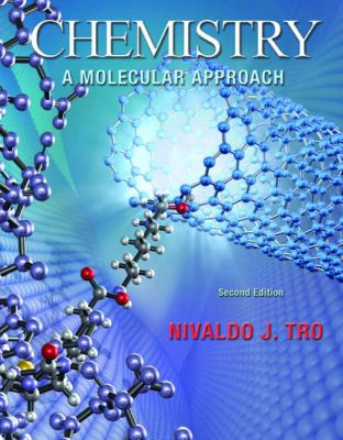 Chemistry: A Molecular Approach with MasteringChemistry Access Code (2nd Edition) (MasteringChemistry Series)
