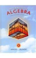Intermediate Algebra for College Students plus MyMathLab/MyStatLab Student Access Code Card (8th Edition)