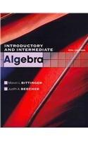 Introductory and Intermediate Algebra plus MyMathLab/MyStatLab Student Access Code Card (4th Edition)