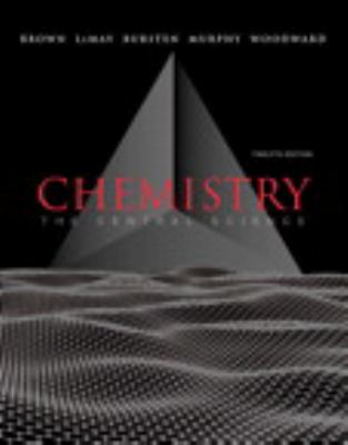 Chemistry: The Central Science Plus MasteringChemistry with eText -- Access Card Package (12th Edition)