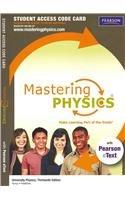 MasteringPhysics with Pearson eText: Standalone Access Card for University Physics, 13th Edition