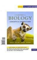 Campbell Biology: Concepts & Connections, Books a la Carte Edition (7th Edition)