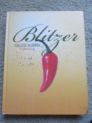 College Algebra Essentials Plus MyMathLab/MyStatLab Student Access Code Card (3rd Edition)