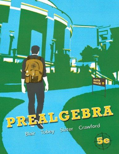 Prealgebra (5th Edition)