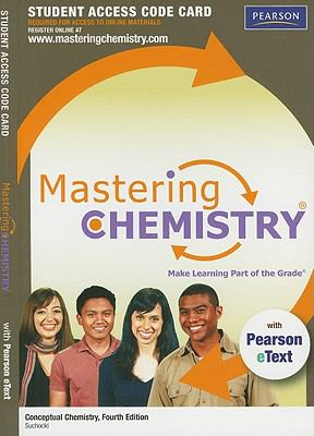Pearson mastering chemistry coupon code 2018