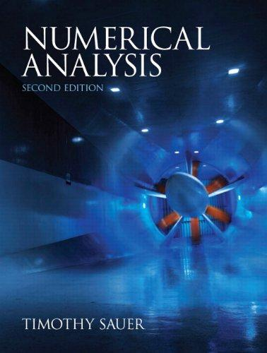 Numerical Analysis (2nd Edition) (Featured Titles for Numerical Analysis)